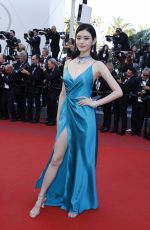 MING XI at 120 Beats Per Minute Premiere at 70th Annual Cannes Film Festival 05/20/2017