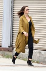 MINKA KELLY Out and About in Los Angeles 05/26/2017
