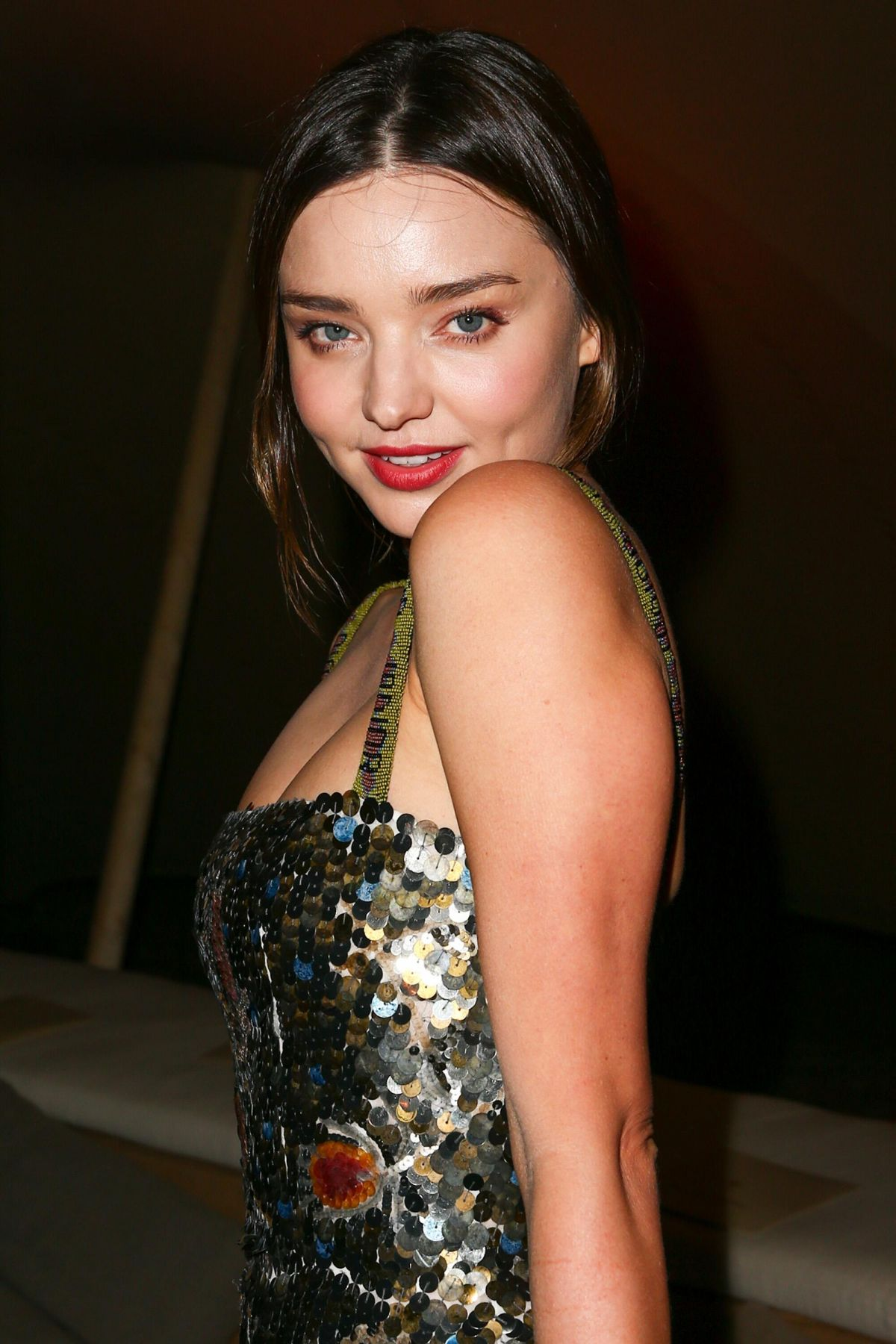 MIRANDA KERR at Dior Cruise Collection 2018 Show in Los Angeles 05/11/2017