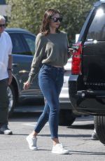 MIRANDA KERR Out and About in Brentwood 05/26/2017
