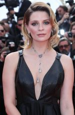 MISCHA BARTON at Anniversary Soiree at 70th Annual Cannes Film Festival 05/23/2017