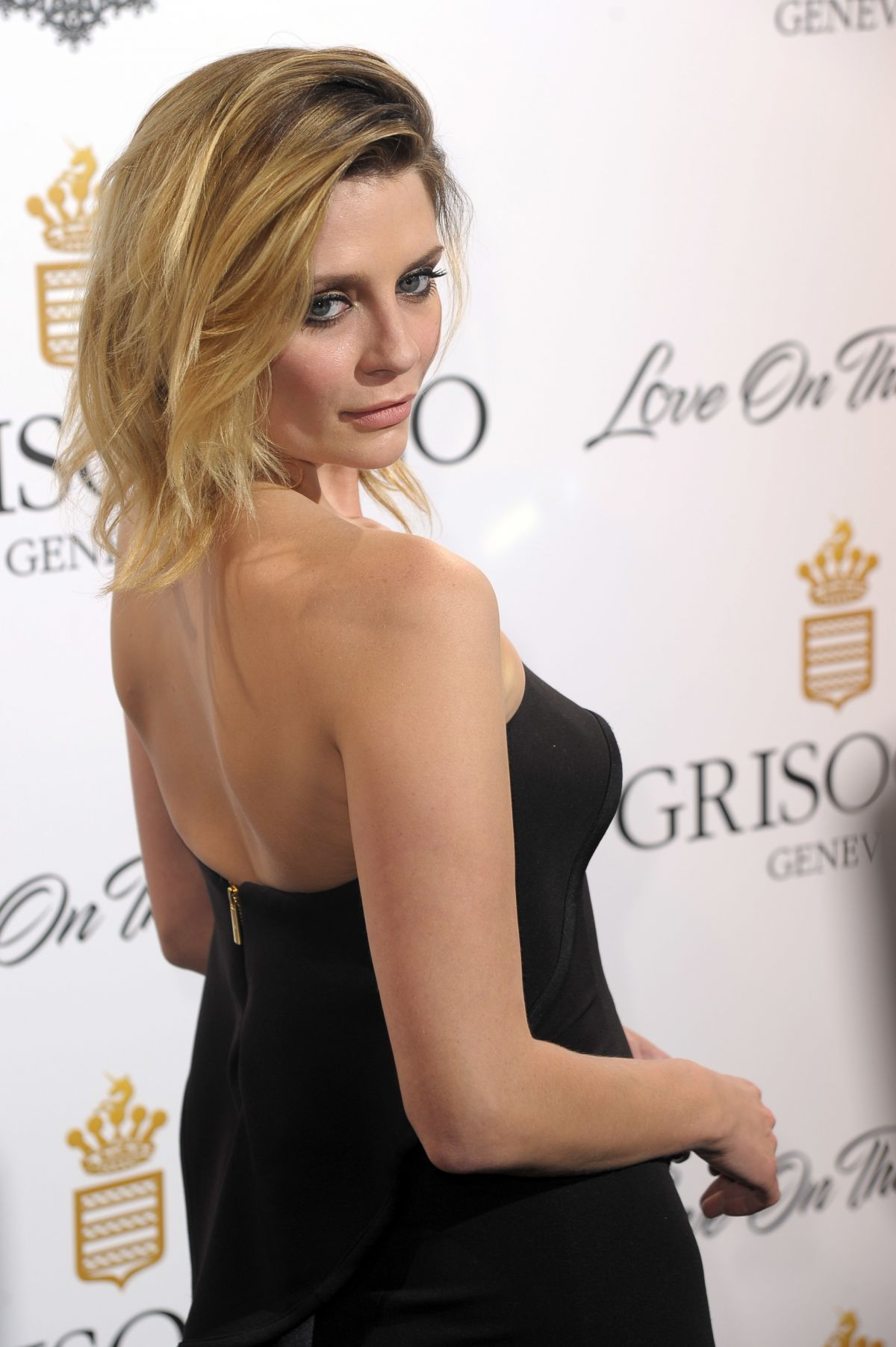 MISCHA BARTON at De Grisogono Party at Cannes Film ...