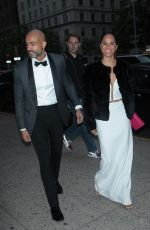 MISTY COPELAND Arrives at The Hot Pink Party in New York 05/12/2017