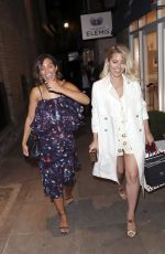 MOLLIE KING at Mews of Mayfair in London 05/24/2017