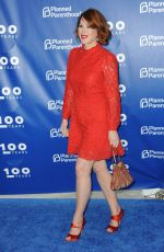 MOLLY RINGWALD at Planned Parenthood 100th Anniversary Gala 05/02/2017