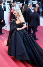 MOLLY SIMS at Okja Screening at 70th Annual Cannes Film Festival 05/19/2017