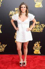 MOLLY TARLOV at 2017 MTV Movie & TV Awards in Los Angeles 05/07/2017