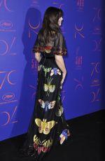 MONICA BELLUCCI at Cannes Film Festival 70th Anniversary Dinner 05/23/2017