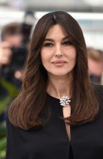 MONICA BELLUCCI at Mistress of Ceremonies Photocall at 70th Cannes Film Festival 05/17/2017