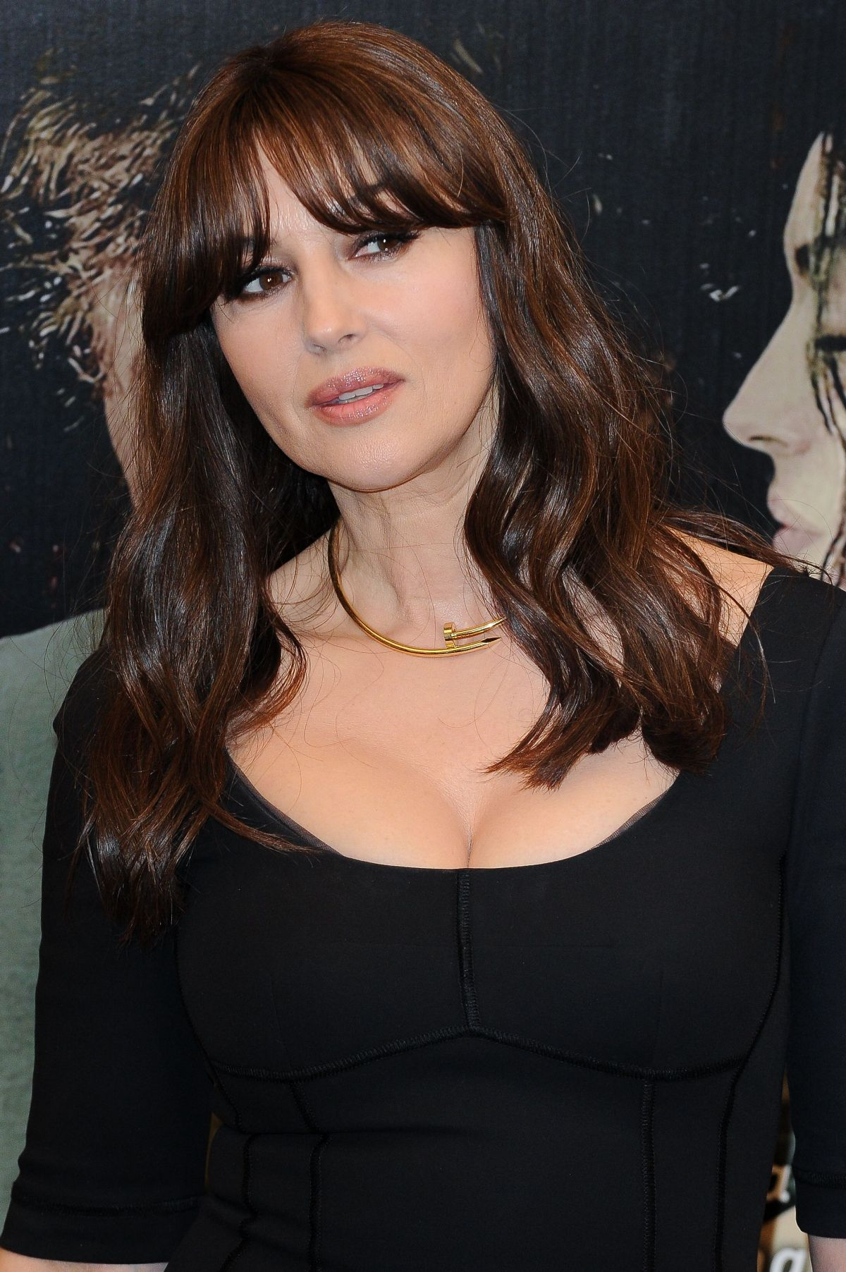 MONICA BELLUCCI at On the Milky Road Movie Photocall in ... Monica Bellucci 2017