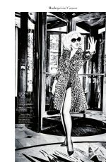MONICA BELLUCCI in Madame Figaro Magazine, France May 2017