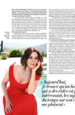 MONICA BELLUCCI in Paris Match Magazine, May 2017