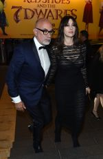 MONICA BELLUCCI Night Out in Cannes 05/18/2017