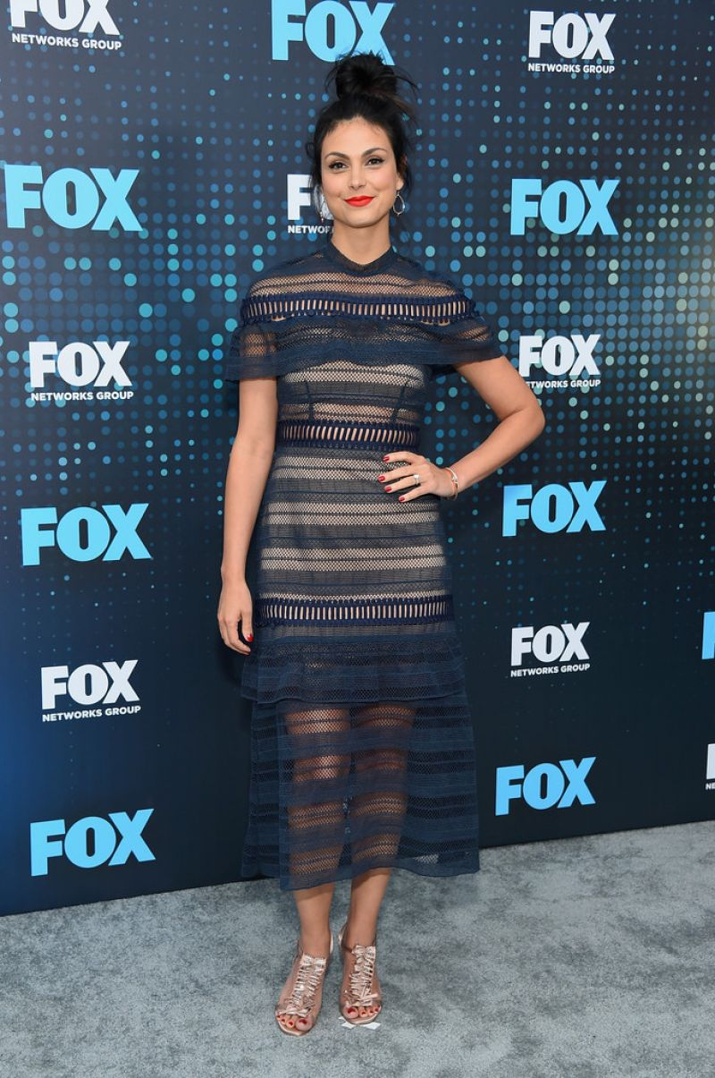 MORENA BACCARIN at Fox Upfront Presentation in New York 05/15/2017