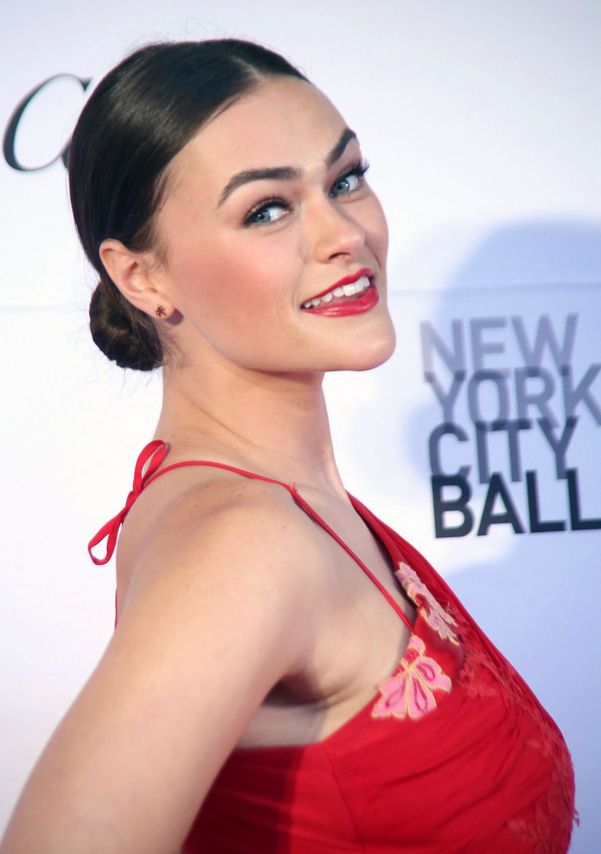 MYLA DALBESIO at New York City Ballet Spring Gala 05/04/2017