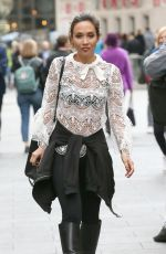 MYLEENE KLASS Out and About in Los Angeles 05/12/2017