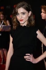 NATALIA DYER at Netflix Fysee Event in Los Angeles 05/07/2017