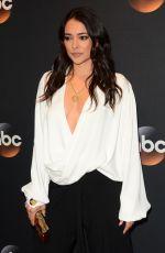 NATALIE MARTINEZ at 2017 ABC Upfronts Presentation in New York 05/16/2017