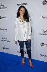 NATALIE MARTINEZ at ABC/Disney Media Upfront in Burbank 05/21/2017