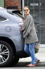 NATALIE PORTMAN Out and About in Los Angeles 05/26/2017
