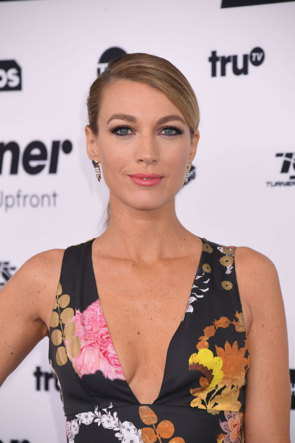 NATALIE ZEA at Turner Upfront Presentation in New York 05/17/2017