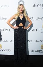 NATASHA POLY at De Grisogono Party at Cannes Film Festival 05/23/2017