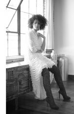 NATHALIE EMMANUEL in Schon Magazine, May 2017