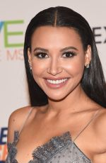 NAYA RIVERA at 24th Annual Race to Erase MS Gala in Beverly Hills 05/05/2017