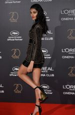 NEELAM GILL at L'Oreal 20th Anniversary Party at Cannes Film Festival 05/24/2017