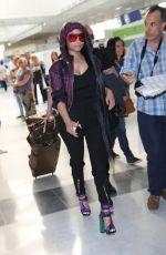NICKI MINAJ Arrives at Nice Airport 05/24/2017