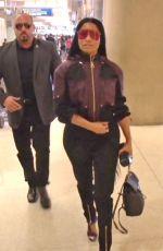 NICKI MINAJ at Los Angeles International Airport 05/23/2017