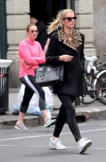 NICKY HILTON Heading to a Gym in New York 05/03/2017