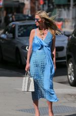NICKY HILTON Out and About in New York 05/02/2017