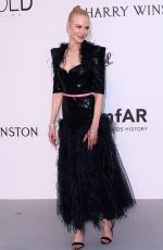 NICOLE KIDMAN at Amfar's 24th Cinema Against Gala at Cannes Fil Festival 05/25/2017