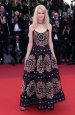 NICOLE KIDMAN at Anniversary Soiree at 70th Annual Cannes Film Festival 05/23/2017