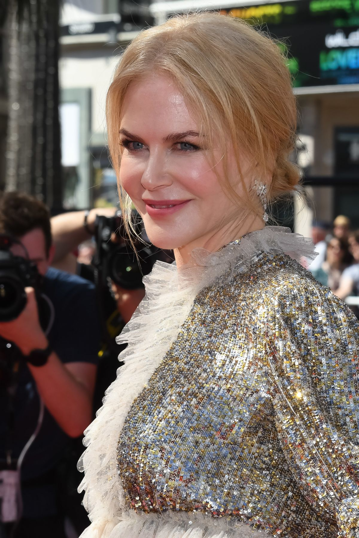 NICOLE KIDMAN at How to Talk to Girls at Parties Premiere at 70th Annual Cannes Film Festival 05/21/2017