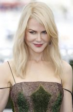 NICOLE KIDMAN at The Killing of a Sacred Deer Photocll at 2017 Cannes Film Festival 05/22/2017