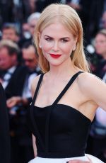 NICOLE KIDMAN at The Killing of a Sacred Deer Premiere at 70th Annual Cannes Film Festival 05/22/2017
