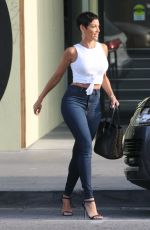 NICOLE MURPHY Out and About in West Hollywood 05/05/2017