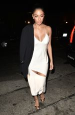 NICOLE SCHERZINGER Arrives to Tao Beauty and Essex in Hollywood 05/18/2017