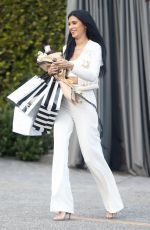 NICOLE WILLIAMS at Her Bridal Shower in West Hollywood 05/16/2017