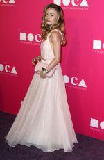 NIKITA KAHN at Moca Gala Honoring Jeff Koons in Los Angeles 04/29/2017