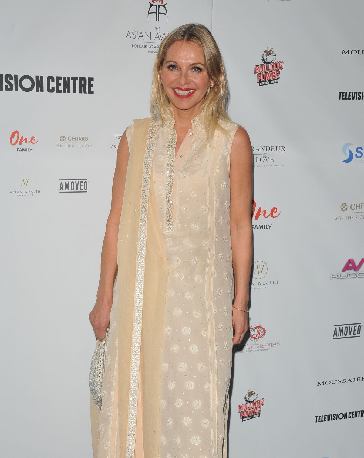 NIKKI BEDI at 7th Annual Asian Awards in London 05/05/2017