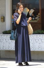 NIKKI REED Out for Lunch in Beverly Hills 05/16/2017