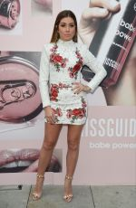 NIKKI SANDERSON at Missguided Babe Power Perfume Launch in Manchester 05/11/2017