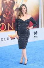 NOA TISHBY at Wonder Woman Premiere in Los Angeles 05/25/2017
