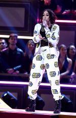 NOAH CYRUS Performs at MTV Movie & TV Awards 2017 in Los Angeles 05/07/2017