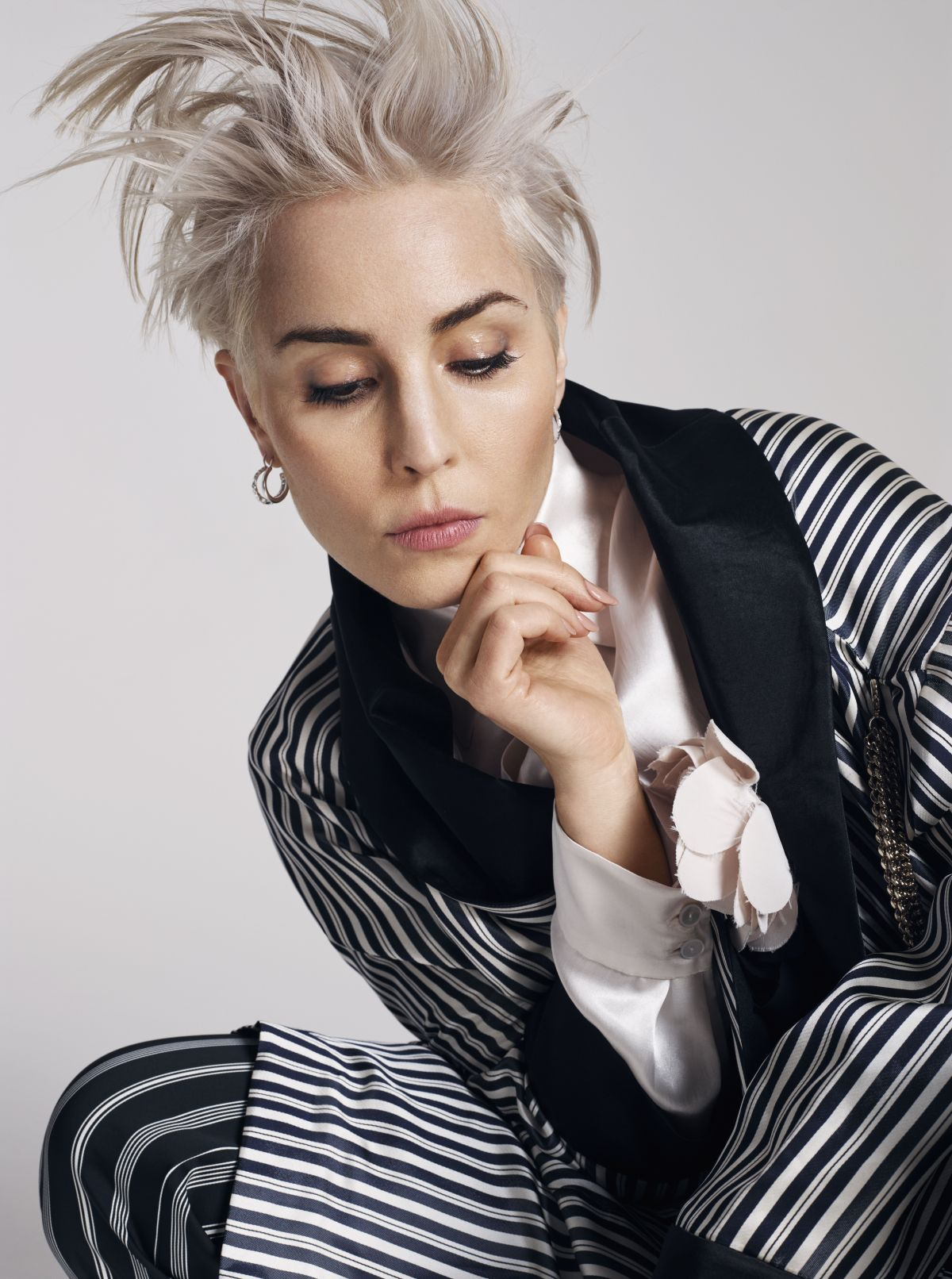 NOOMI RAPACA for Sunday Times Style Magazine, April 2017