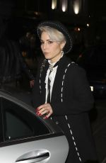 NOOMI RAPACE Leaves Soho House in London 05/24/2017