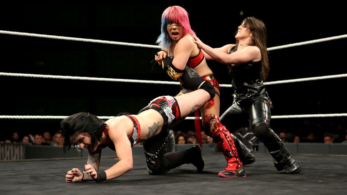 NXT TakeOver: Chicago Digitals
